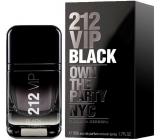 Carolina Herrera 212 VIP Men Black parfémovaná voda pro muže 50 ml