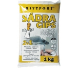 Kittfort Gips Gypsum Plastic 2in1 Gypsum Mortar + Putty 1 kg