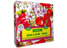 Biom Fertilizer and flower forte mineral fertilizer 500 g