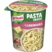 Knorr Snack Pasta with cheese sauce and bacon 55 g