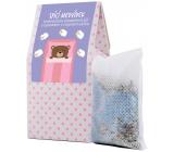 Bath salt in tea bags 50g - 01 Lavender 5604