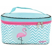 Cosmetic Bag - Flamingo