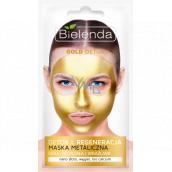 Bielenda Gold Detox face mask for mature and sensitive skin 8 g