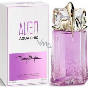 Thierry Mugler Alien Aqua Chic Eau de Toilette for Women 60 ml