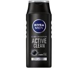 Nivea Men Active Clean hair shampoo 250 ml