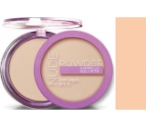 Gabriella Salvete Nude Powder mattifying compact powder SPF 15 01 8 g
