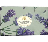 English Soap English Lavender natural perfumed soap with shea butter 190 g