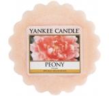Yankee Candle Peony - Fragrance wax aroma lamp 22 g