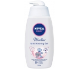 Nivea Baby Micellar washing gel dispenser 500 ml