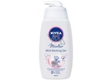 Nivea Baby Micellar Wash Gel 500ml dose