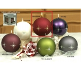 Lima Zircon candle wine ball 100 mm 1 piece