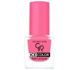Golden Rose Ice Color Nail Lacquer mini nail polish 115 6 ml