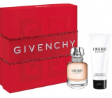 Givenchy L Interdit Eau de Toilette Eau de Toilette for Women 50 ml + Body Lotion 75 ml, gift set