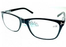Berkeley Reading glasses +1 plastic black 1 piece MC2194