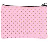 Albi Deluxe bag small pink 18.5 cm x 12.5 cm x 1.5 cm