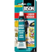 Bison Liquid Rubber liquid rubber 50 ml blister, transparent paste for repair, protection and impregnation of thousands of different objects