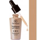 Dermacol Noblesse Fusion perfecting liquid make-up 04 Tan 25 ml