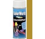 Color Works Colorspray 918518C zlatý akrylový lak 400 ml