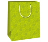 Gift bag C medium - light green