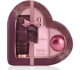 Baylis & Harding Midnight Plum and Wild Blackberry Heart Set