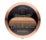 Bourjois One Second 3D eyeshadow 02 Brun-ette a-doree 3 g