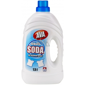 Ava Liquid soda for every washing 1,5 l