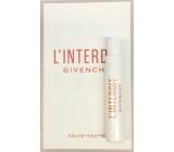 Givenchy L Interdit Eau de Toilette EdT 1 ml Eau De Toilette Spray