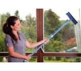 Spontex Telefix 2in1 window squeegee with telescopic pole 120 cm