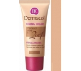 Dermacol Toning Cream 2v1 make-up Natural 30 ml