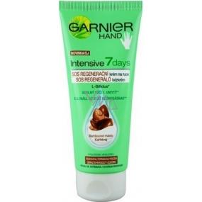 Garnier Intensive 7 days SOS regenerating hand cream with shea butter 100 ml