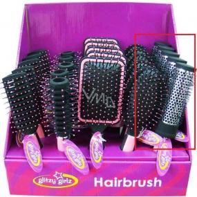 Glitzy Girlz Hair brush large round dia.5 cm