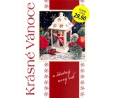 Nekupto Greeting Card For Christmas Beautiful Christmas Lantern