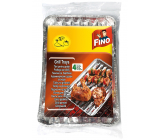 Fino grill coasters, thickness 60 µ, dimensions 35 × 23 cm, package 4 pcs