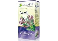 Megafyt Bylinková lékárna Šalvěj bylinný čaj 20 x 1,5 g