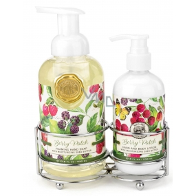 Michel Design Works Forestry foaming liquid soap 530 ml + hand and body lotion 236 ml hand care cosmetics