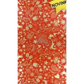 Nekupto Cellophane bag 15 x 25 cm Christmas red 171 30 SN