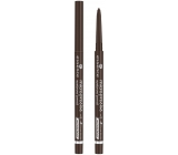 Essence Micro Precise ultra thin eyebrow pencil 03 Dark Brown 0.05 g