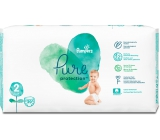 Pampers Pure Protection size 2, from 4-8 kg diaper panties 39 pieces