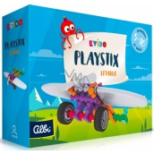 Albi Kvído Playstix mini kit Airplane 26 pieces recommended age 5-10 years