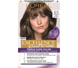 Loreal Paris Excellence Cool Creme hair color 6.11 Ultra ash dark blonde