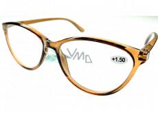 Berkeley Reading glasses +1.5 plastic brown 1 piece MC2211