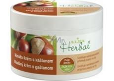 Alpa Herbal s kaštanem masážní krém 250 ml