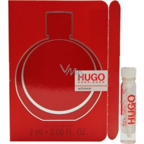 Hugo Boss Hugo Woman New perfumed water 2 ml, Vial