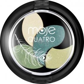 My Quatro Silky soft eyeshadow 07 4 g