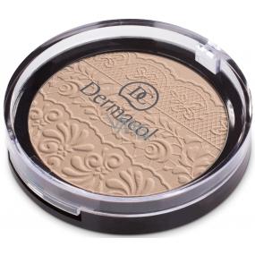 Dermacol Compact Powder opaque compact powder 04 8 g
