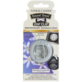Yankee Candle fragrance clip to Midnight Jasmine 1005