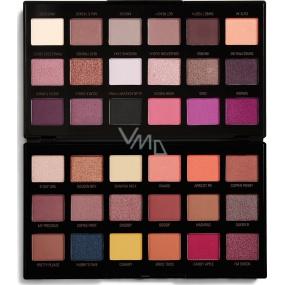 Makeup Revolution by Petra Eyeshadow Eye Shadow Palette 36 x 0.8 g
