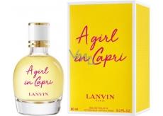 Lanvin A Girl in Capri EdT 90 ml eau de toilette Ladies