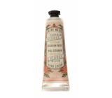 Panier des Sens Roses and Nutmeg luxury French moisturizing hand cream 30 m