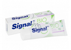 Signal Bio Natural Protection universal toothpaste protection of gums, enamel, against tooth decay 75 ml
